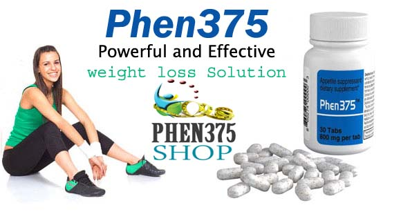 Phen375 Is Powerful and Effective weight loss Solution