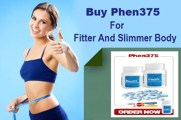 Buy Phen375 For Slimmer Body