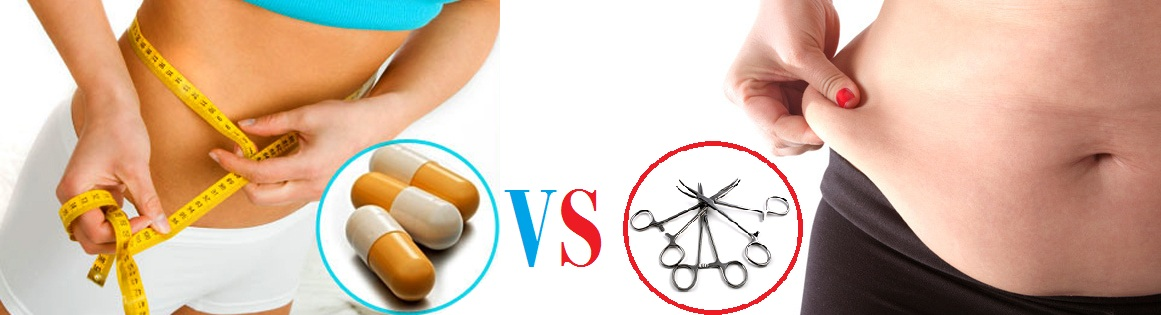 Weight Loss Pills VS Weight Loss Surgery